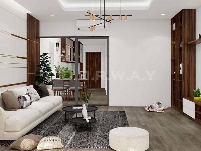 (12)Thiết kế nhà cho người nước ngoài thuê diện tích từ 30m2 - 50m2