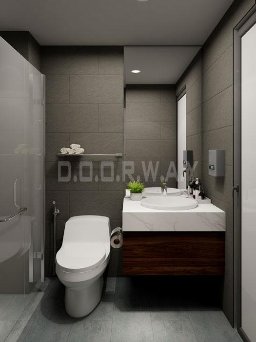 (16)Thiết kế nhà cho người nước ngoài thuê diện tích từ 30m2 - 50m2