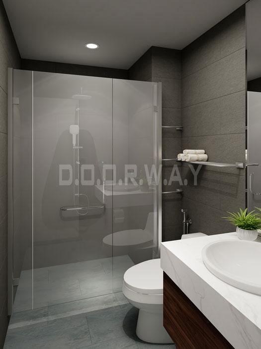 (17)Thiết kế nhà cho người nước ngoài thuê diện tích từ 30m2 - 50m2