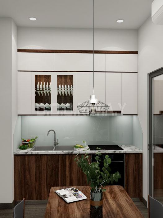 (4)Thiết kế nhà cho người nước ngoài thuê diện tích từ 30m2 - 50m2