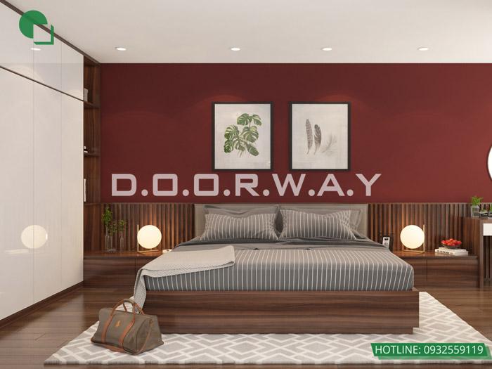 (6)Tư vấn thiết kế nội thất căn 66m2 Sky Central