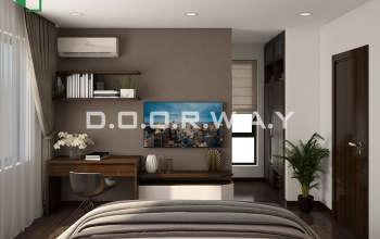 (10)Thiết kế nội thất căn 88m2 Sky Central sang trọng