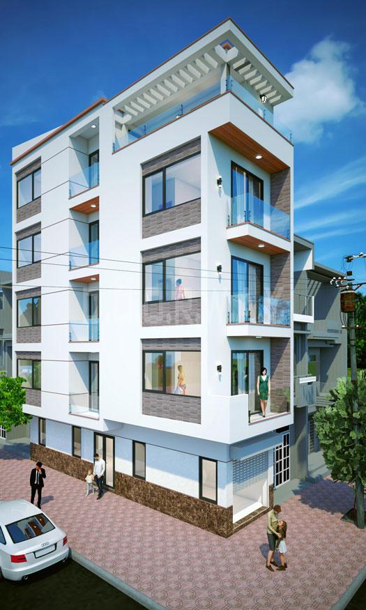 (2)Thiết lế nhà phố hiện đại - đơn vị thiết kế chuyên nghiệp tại Hà Nội