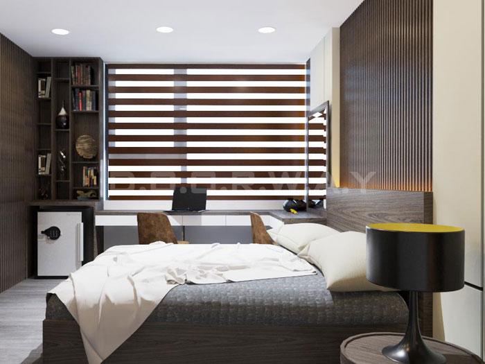 (10)Thiết kế nội thất chung cư đẹp hiện đại, công năng hợp lí