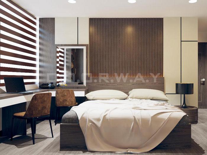 (11)Thiết kế nội thất chung cư đẹp hiện đại, công năng hợp lí