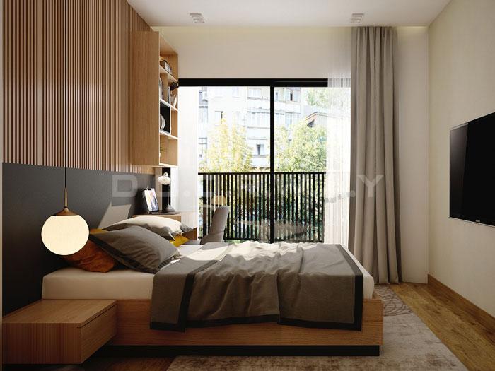 (1)Thiết kế nội thất chung cư 3pn đẹp hiện đại