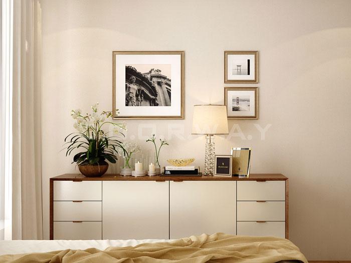 (3)Thiết kế nội thất chung cư 3pn đẹp hiện đại