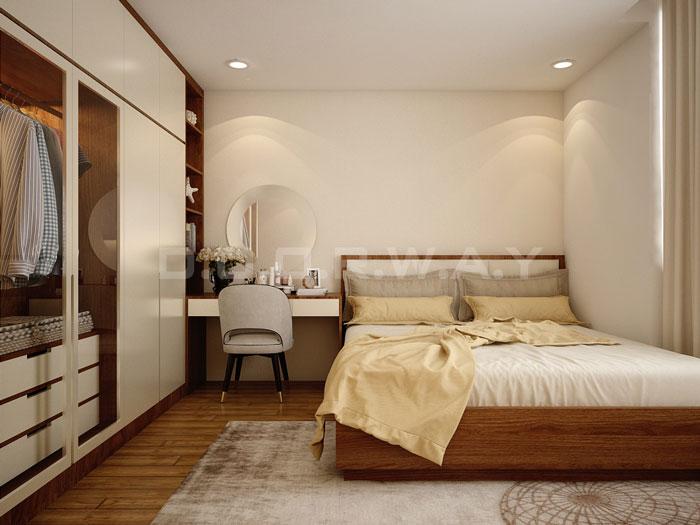 (4)Thiết kế nội thất chung cư 3pn đẹp hiện đại