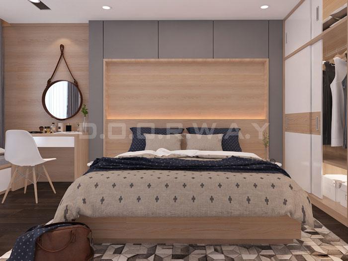 (6)Thiết kế nội thất chung cư 90m2