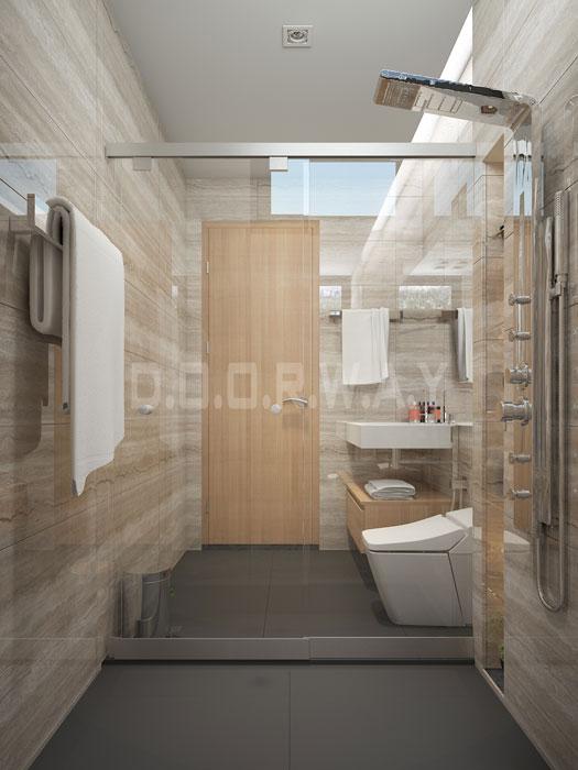 (9)Thiết kế nội thất chung cư 90m2