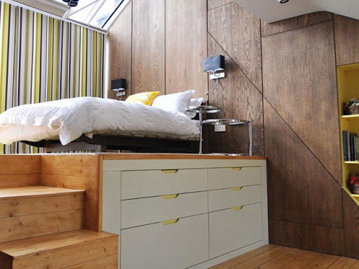 (5)Thiết kế nội thất chung cư thông minh - Xu hướng nội thất cho các bạn trẻ