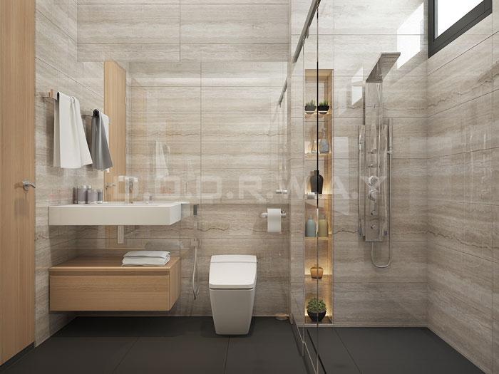 (9)Mẫu thiết kế nội thất chung cư hiện đại - đẹp tối giản
