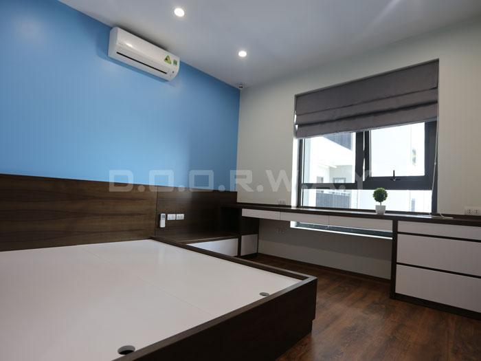 (12)Thức tế thiết kế thi công căn hộ chung cư 3 phòng ngủ hiện đại