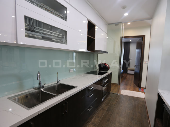 (15)Thức tế thiết kế thi công căn hộ chung cư 3 phòng ngủ hiện đại