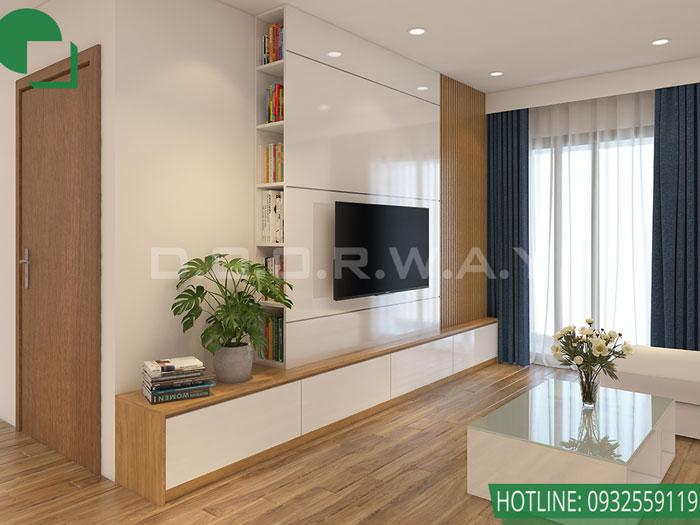 (1)xu hướng nội thất chung cư phong cách hiện đại hot nhất 2020