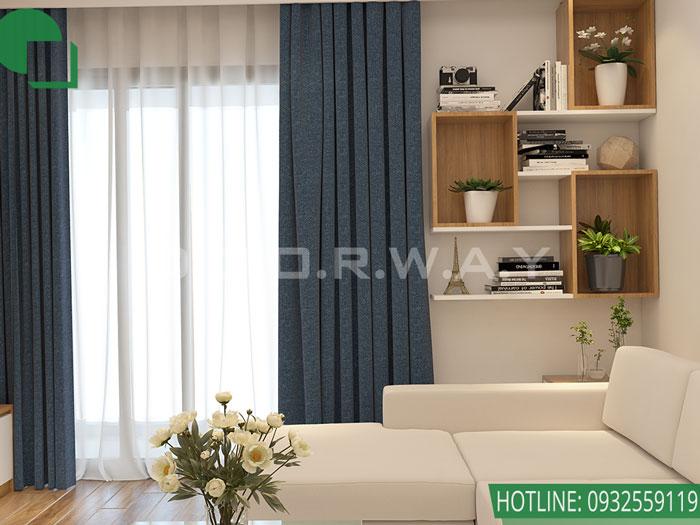 (2)xu hướng nội thất chung cư phong cách hiện đại hot nhất 2020