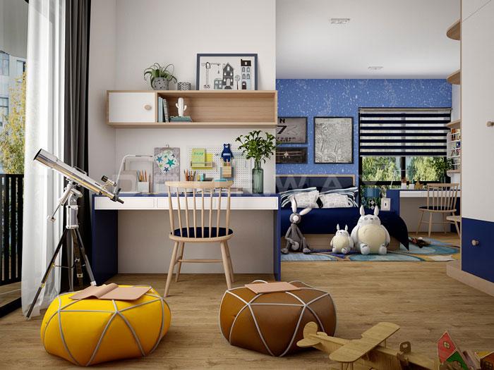 (4)xu hướng nội thất chung cư phong cách hiện đại hot nhất 2020