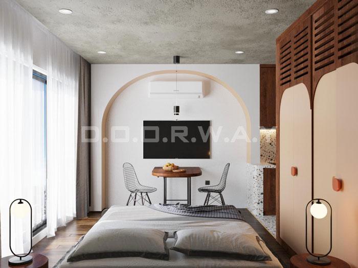 (14)Thiết kế nội thất nhà cho thuê phong cách hiện đại