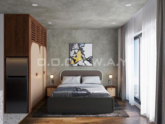 (16)Thiết kế nội thất nhà cho thuê phong cách hiện đại