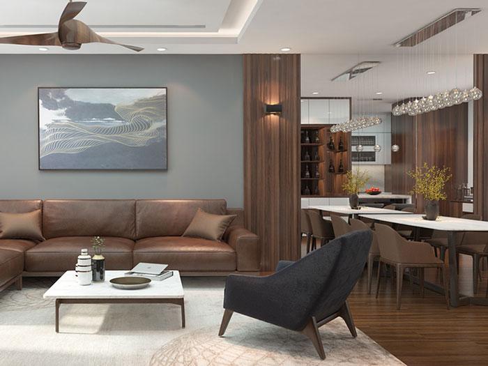 (3)5 xu hướng nội thất chung cư 2020