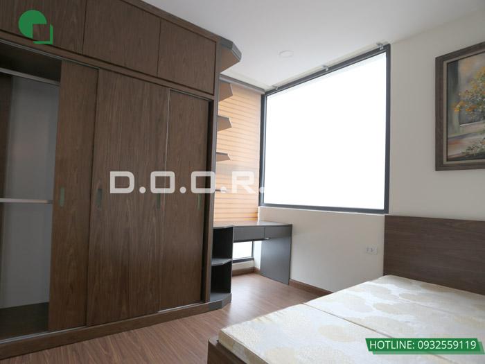 (14)Thiết kế - thi công hoàn thiện nội thất chung cư Eco Dream