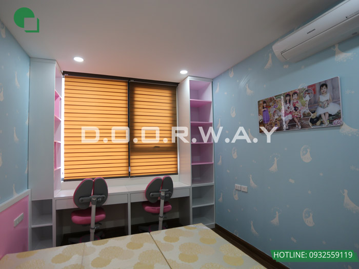 (15)Thiết kế - thi công hoàn thiện nội thất chung cư Eco Dream