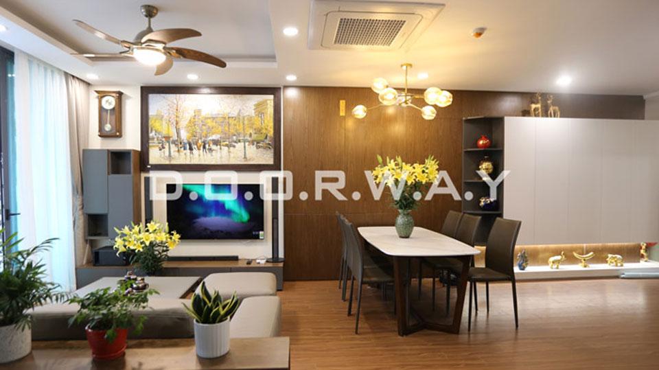 Thiết kế - thi công hoàn thiện nội thất chung cư Eco Dream