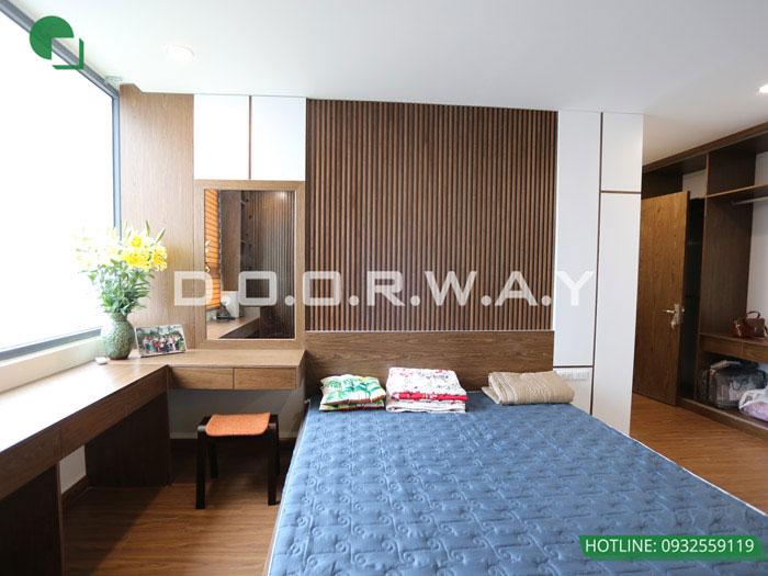 (3)Làm nội thất chung cư nên chọn gỗ gì?