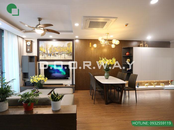 (4)Làm nội thất chung cư nên chọn gỗ gì?