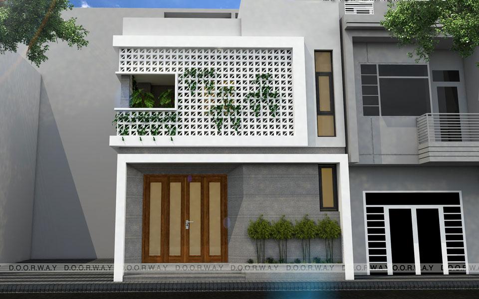 Thiết kế nhà phố - Những mẫu nhà lô phố đẹp nhất 2020