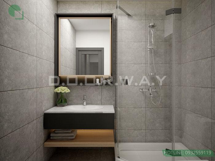 (10)Thiết kế chung cư theo phong cách vintage đẹp hoài cổ