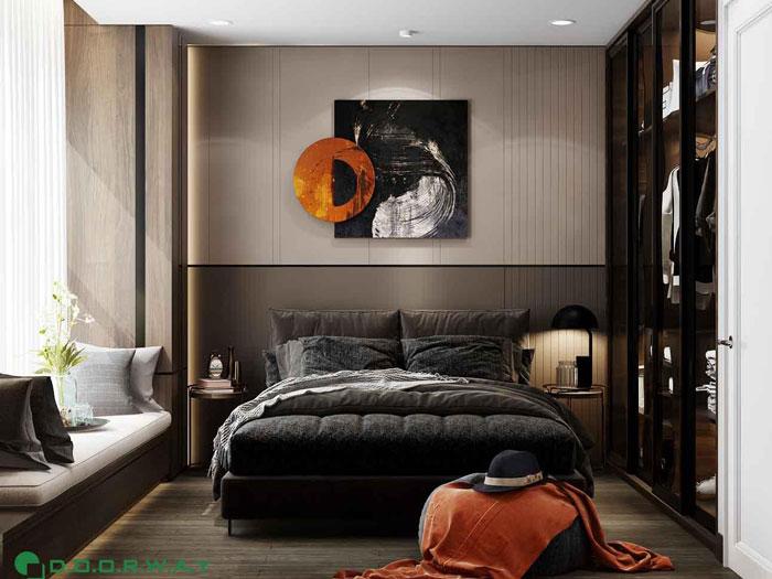 (12)Thiết kế nội thất chung cư cao cấp D.' Le Roi Soleil