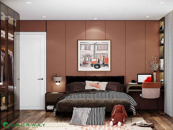 (13)Thiết kế nội thất chung cư cao cấp D.' Le Roi Soleil