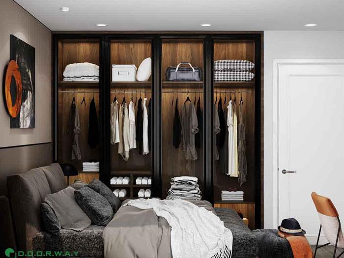 (2)Thiết kế nội thất chung cư cao cấp D.' Le Roi Soleil