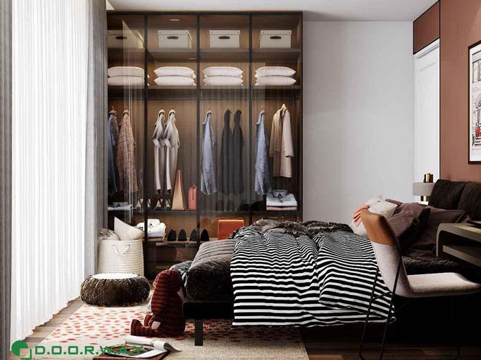 (4)Thiết kế nội thất chung cư cao cấp D.' Le Roi Soleil