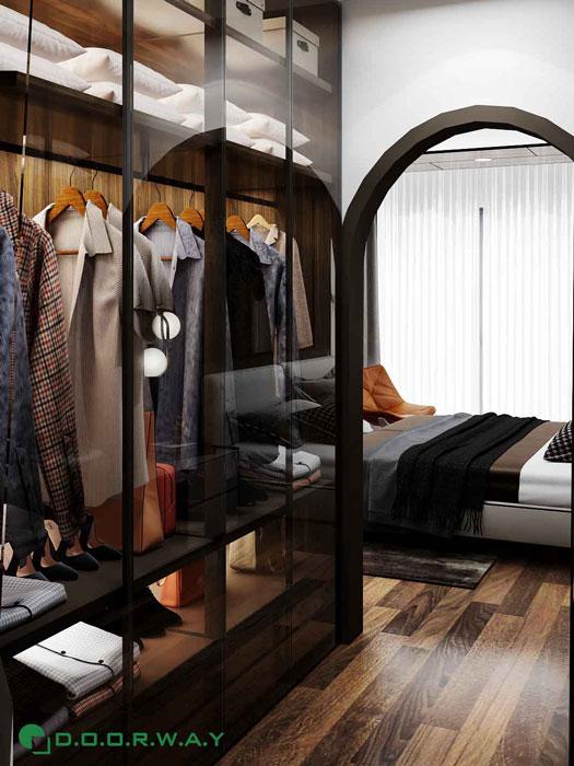 (5)Thiết kế nội thất chung cư cao cấp D.' Le Roi Soleil