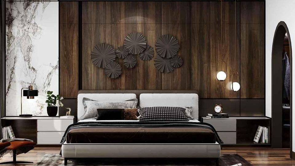 Thiết kế nội thất chung cư cao cấp D.' Le Roi Soleil