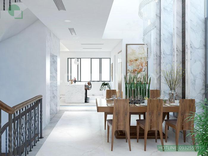 (14) thiết kế nội thất nhà phố tại Đông Anh