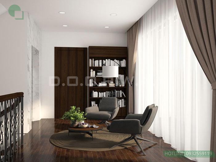 (7) thiết kế nội thất nhà phố tại Đông Anh