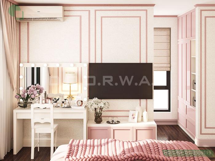 (17) thiết kế nội thất nhà phố tại Đông Anh