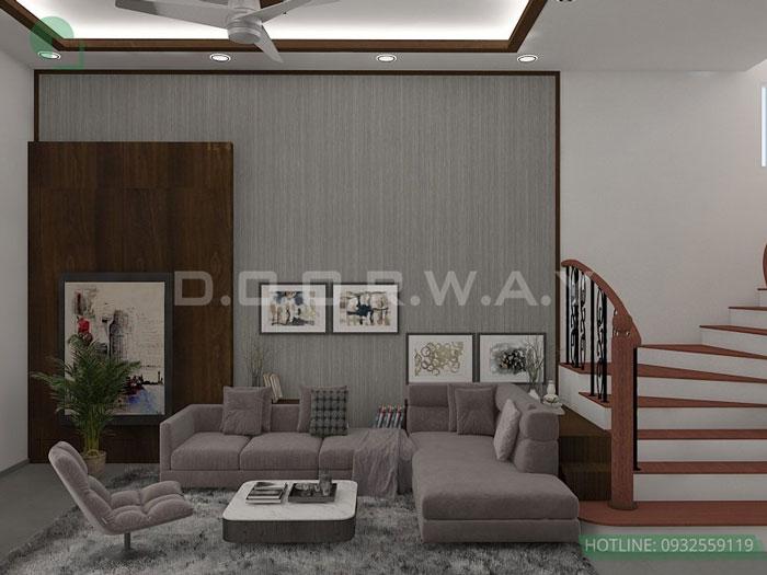 (1) thiết kế nhà phố