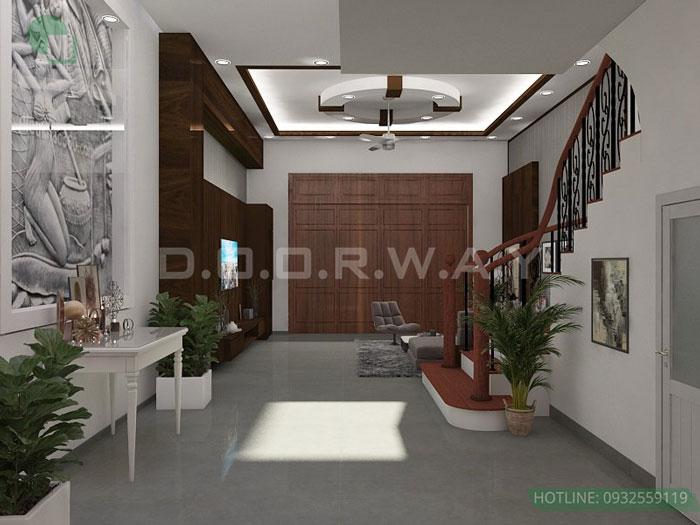 (4) thiết kế nhà phố