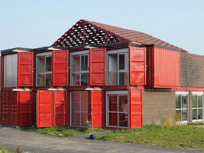 12- Khám phá 4 thiết kế nội thất nhà container nổi tiếng thế giới