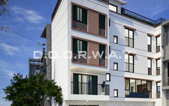 Thiết kế kiến trúc nhà cho thuê