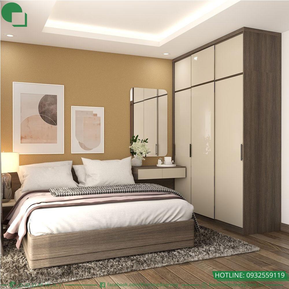 thiết kế nội thất chung cư mhdi