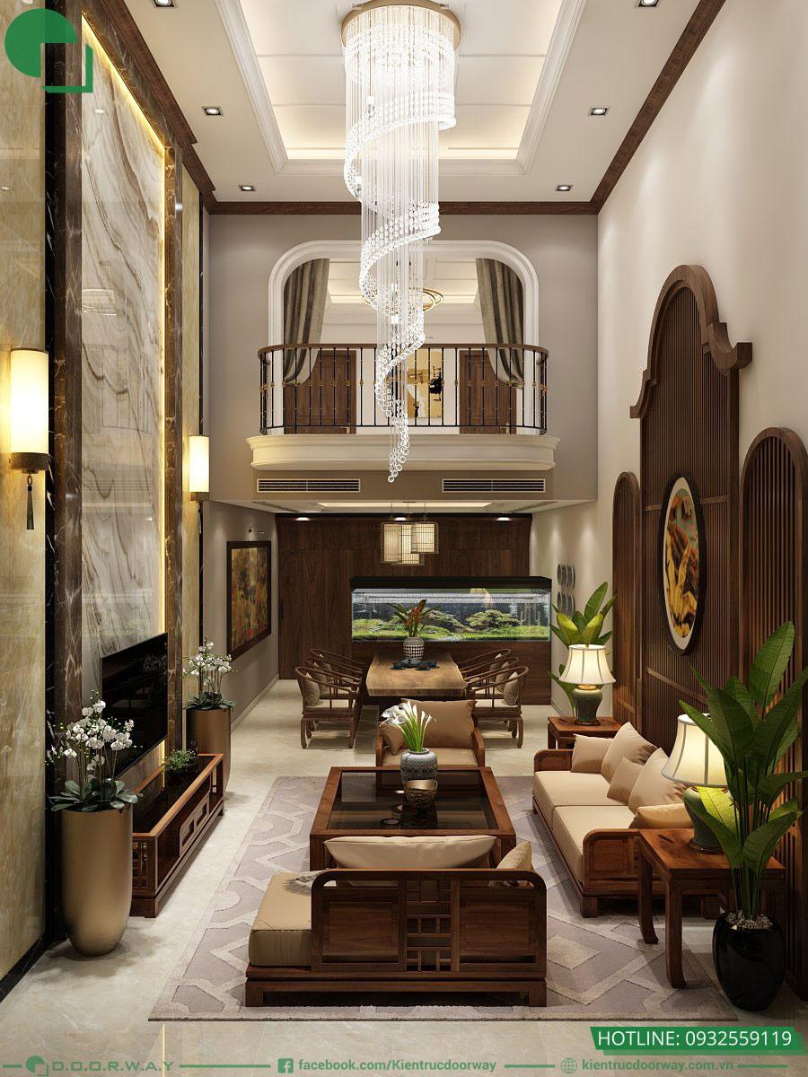 Các kiểu phòng khách đẹp thiết kế sang trọng